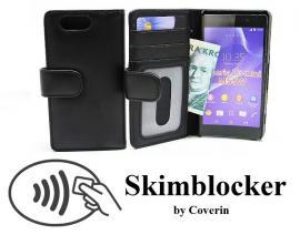 Skimblocker Lommebok-etui Sony Xperia Z3 Compact (D5803)