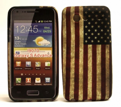 Designcover Samsung Galaxy S Advance
