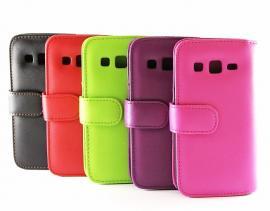 Lommebok-etui Samsung Galaxy Core LTE (G386)