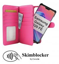 Skimblocker XL Magnet Wallet Samsung Galaxy S20 FE / S20 FE 5G