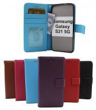 New Standcase Wallet Samsung Galaxy S21 5G (G991B)