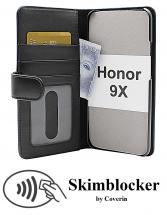 Skimblocker Lommebok-etui Honor 9X