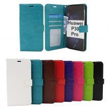 Crazy Horse Wallet Huawei P30 Pro (VOG-L29)