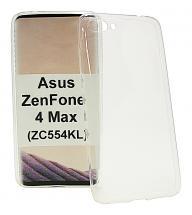 Ultra Thin TPU Deksel Asus ZenFone 4 Max (ZC554KL)