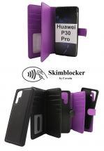 Skimblocker XL Magnet Wallet Huawei P30 Pro (VOG-L29)