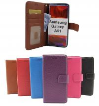New Standcase Wallet Samsung Galaxy A51 (A515F/DS)