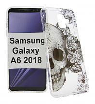 TPU Designdeksel Samsung Galaxy A6 2018 (A600FN/DS)