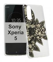 TPU Designdeksel Sony Xperia 5
