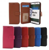New Standcase Wallet Motorola Moto G6