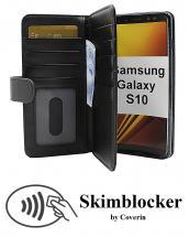 Skimblocker XL Wallet Samsung Galaxy S10 (G973F)