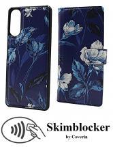 Skimblocker Magnet Designwallet Sony Xperia 10 II (XQ-AU51 / XQ-AU52)