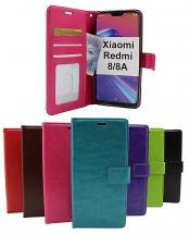 Crazy Horse Wallet Xiaomi Redmi 8/8A