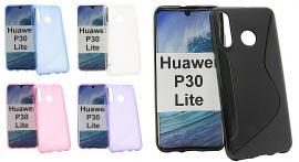S-Line Deksel Huawei P30 Lite