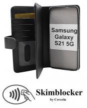 Skimblocker XL Wallet Samsung Galaxy S21 5G (G991B)