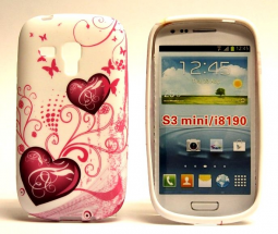TPU Designcover Samsung Galaxy S3 Mini