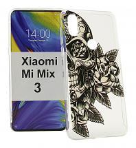 TPU Designdeksel Xiaomi Mi Mix 3