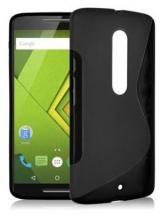 S-Line Deksel Motorola Moto X Play