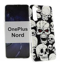 TPU Designdeksel OnePlus Nord