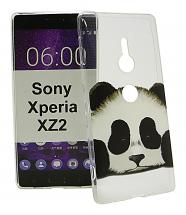 TPU Designdeksel Sony Xperia XZ2 (H8266)