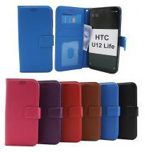 New Standcase Wallet HTC U12 Life