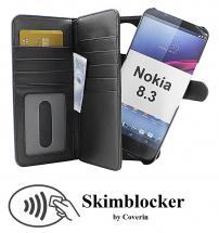 Skimblocker XL Magnet Wallet Nokia 8.3