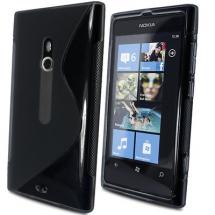 S-Line Deksel Nokia Lumia 800