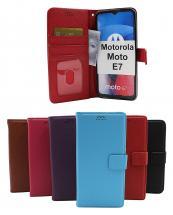 New Standcase Wallet Motorola Moto E7
