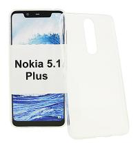 Ultra Thin TPU Deksel Nokia 5.1 Plus