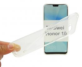 Ultra Thin TPU Deksel Huawei Honor 10
