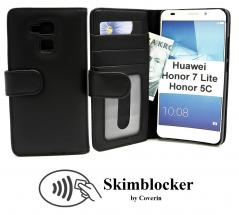 Skimblocker Lommebok-etui Huawei Honor 7 Lite (NEM-L21)