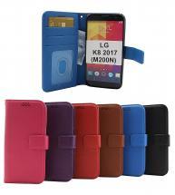 New Standcase Wallet LG K8 2017 (M200N)