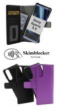 Skimblocker Magnet Wallet Sony Xperia 5 II (XQ-AS52)