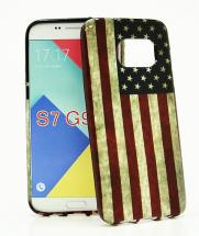TPU Designdeksel Samsung Galaxy S7 (G930F)