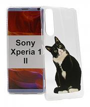 TPU Designdeksel Sony Xperia 1 II (XQ-AT51)