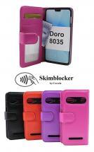 Skimblocker Lommebok-etui Doro 8035