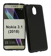 TPU-deksel for Nokia 3.1 (2018)