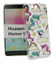 TPU Designdeksel Huawei Honor 9 (STF-L09)