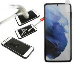 Full Frame Skjermbeskyttelse av glass Samsung Galaxy S21 5G (G991B)