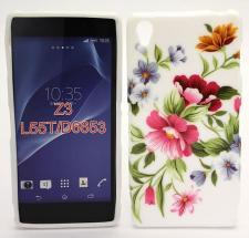 TPU Designcover Sony Xperia Z3 (D6603)