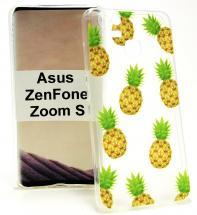 TPU Designdeksel Asus ZenFone Zoom S (ZE553KL)