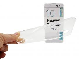 Ultra Thin TPU Deksel Huawei P Smart Pro