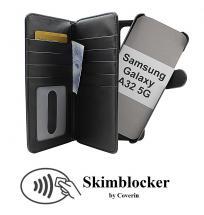 Skimblocker XL Magnet Wallet Samsung Galaxy A32 5G (A326B)