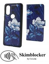 Skimblocker Magnet Designwallet Motorola One Vision