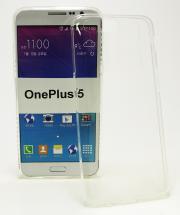 Ultra Thin TPU Deksel OnePlus 5