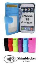 Skimblocker Lommebok-etui iPhone SE (2nd Generation)