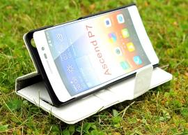 Standcase wallet Huawei Ascend P7