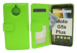 Lommebok-etui Moto G5s Plus (XT1806)
