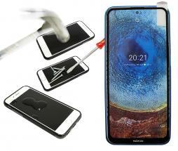 Full Frame Skjermbeskyttelse av glass Nokia X10 / Nokia X20