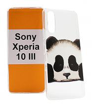 TPU Designdeksel Sony Xperia 10 III (XQ-BT52)