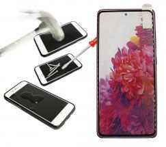 Full Frame Skjermbeskyttelse av glass Samsung Galaxy S20 FE/S20 FE 5G